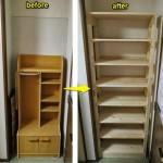 [DIY]本棚を自作したので作り方の参考に|強度・費用・工具など