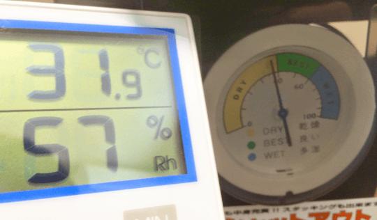 シリカゲル湿度調整