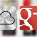 Google+フォトとフォトストリームの比較