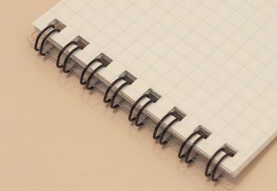 オキナプロジェクト耐水メモのダブルリングノート
