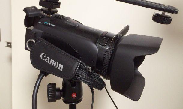 CanonビデオカメラG20