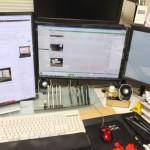 ブログを効率よく書くためのパソコン・周辺機器の環境