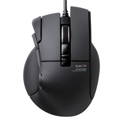 ELECOMゲーミングマウスM-DUX31BK