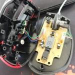 マウスの分解(サンワサプライMA-117H)掃除や修理するために