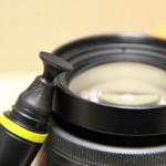 [ カメラのレンズ掃除 ]レンズペンだけでジャンク品をピカピカにする実験
